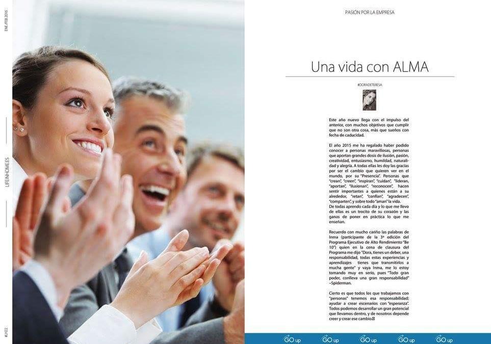 Artículo: Una vida con ALMA
