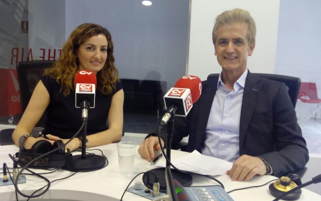 Empresari@s con Alma. CV Radio