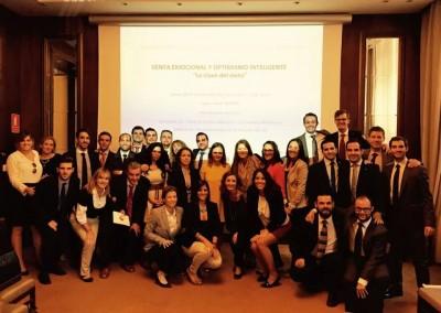 Banco Medilolanum. Jornada de Comunicación Impacto e Influencia.